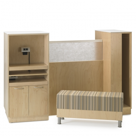 Terra Casegoods for Treatment Areas